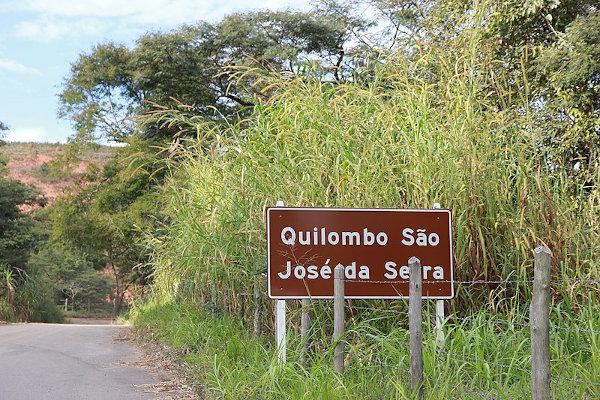 Quilombo São José da Serra, no Rio de Janeiro. [2]