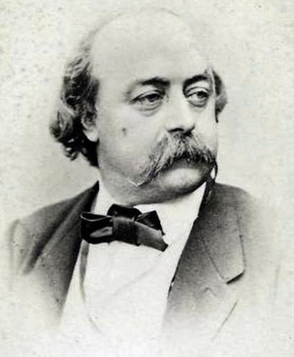 Gustave Flaubert foi o responsável pela autoria da obra inaugural do realismo.