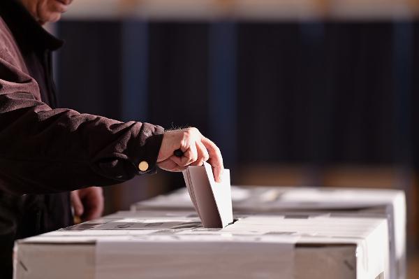 O voto é uma ação cidadã nas sociedades republicanas democráticas atuais.