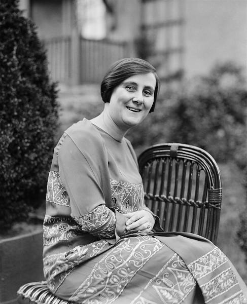 Bertha Lutz (1894-1976), uma das principais líderes do movimento sufragista no Brasil