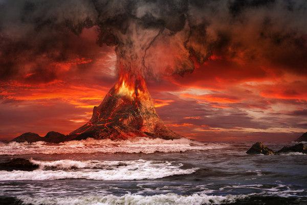 Na Terra primitiva, as primeiras formas de vida enfrentam um ambiente onde poucos seriam capazes de sobreviver.
