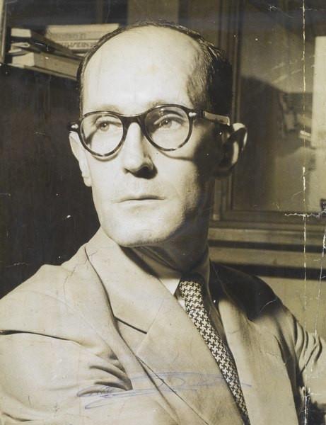 Carlos Drummond de Andrade, em 1970.