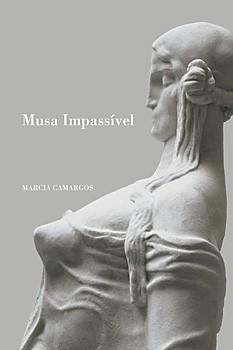 Escultura de Brecheret na capa do livro Musa impassível, de Márcia Camargos, publicado pela Imprensa Oficial de São Paulo. [1]