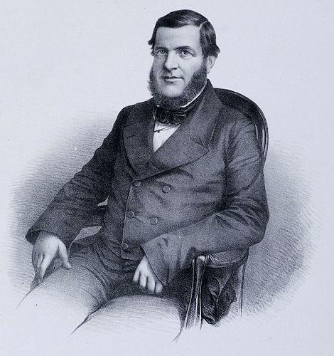 O ministro da Justiça, Eusébio de Queirós, foi o propositor da lei que aprovou a abolição do tráfico negreiro em 1850.[3]