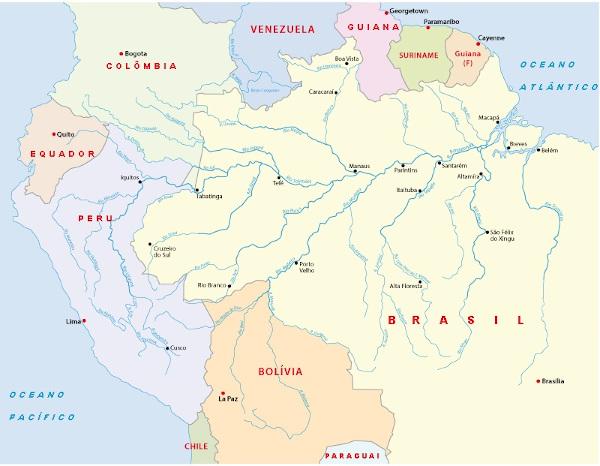 Bacia do Rio Amazonas