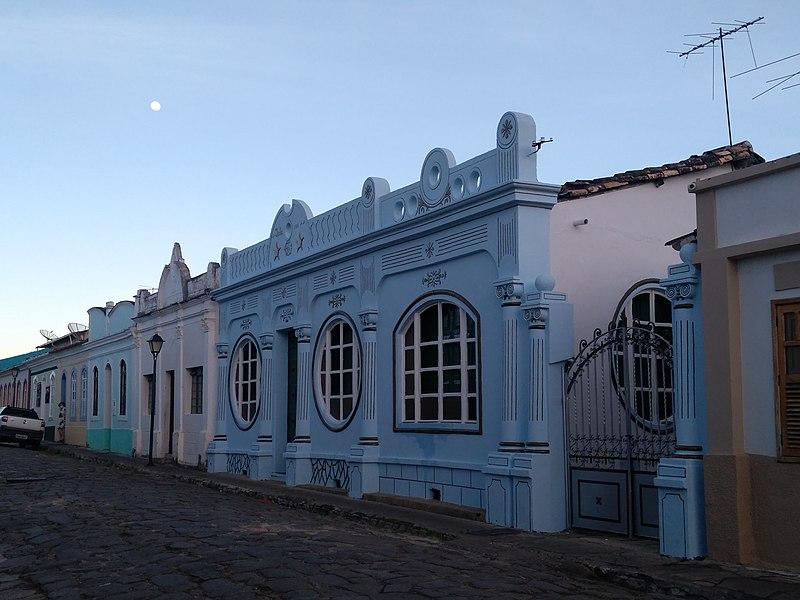 A Cidade de Goiás, antiga Vila Boa, foi fundada por Bartolomeu Bueno da Silva, durante a exploração do ouro na região. [1]