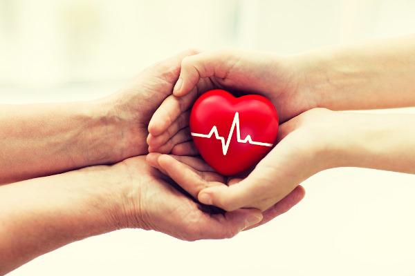 A doação de órgãos é um ato de amor e pode salvar várias vidas.
