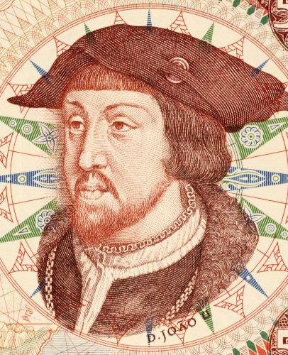 No reinado de d. João II, o Cabo da Boa Esperança foi superado pelo navegante Bartolomeu Dias em 1488.[1]