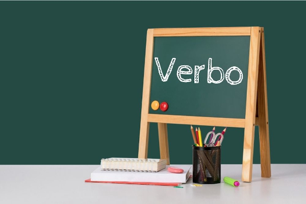 Os verbos são palavras que podem ser flexionadas de diversas maneiras.