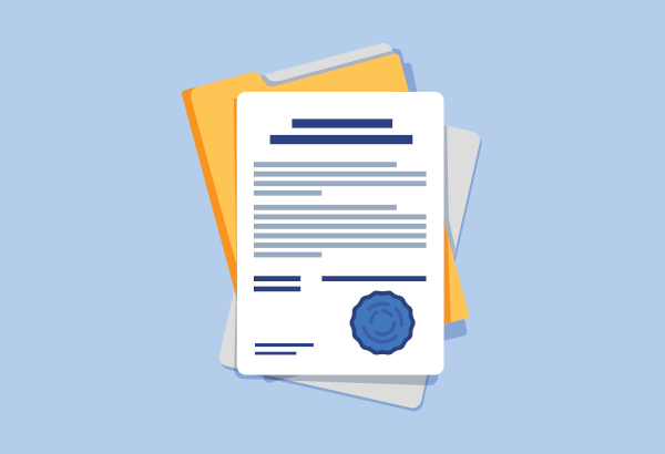 É importante pensar na relevância do documento, pois se trata de uma manifestação que estabelecerá comunicação de forma bastante séria e comprometida.
