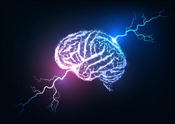 Os neurônios são responsáveis pelos impulsos nervosos.
