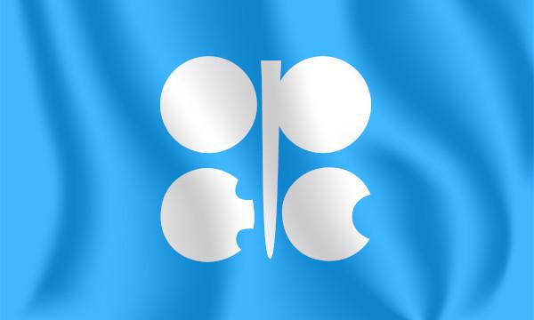 Bandeira da Opep.