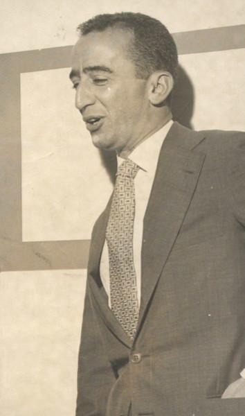 Millôr Fernandes, em 1957.