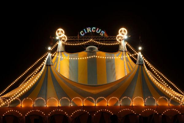 O circo é um tradicional e importante local de lazer e tem seu dia celebrado em 27 de março.