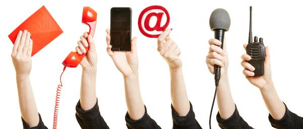 O Dia Nacional das Comunicações é comemorado em 5 de maio.