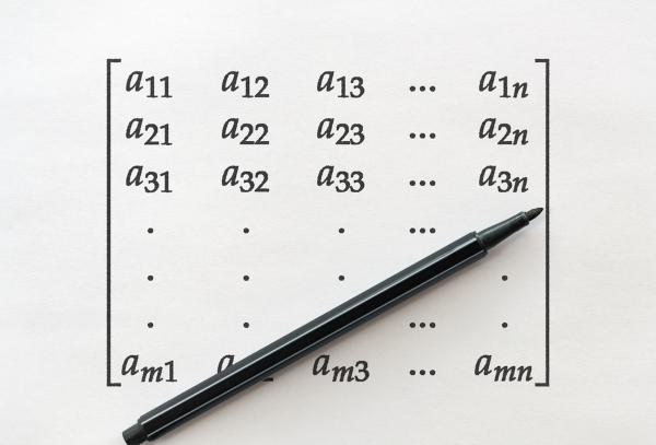 A multiplicação entre matrizes é um processo que demanda bastante atenção.