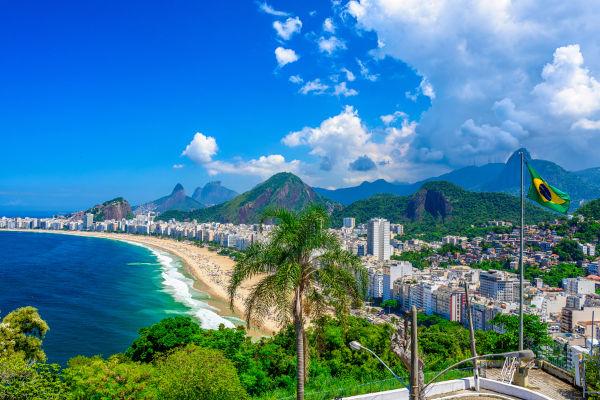 O turismo é um setor muito importante para a economia brasileira, e, até o ano de 2019, representava 8% do PIB nacional.