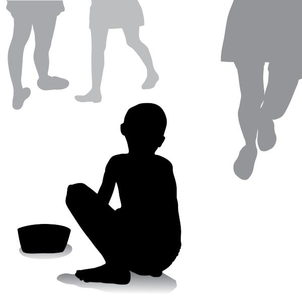Em várias partes do mundo, crianças ainda vivem sozinhas e desamparadas nas ruas de grandes cidades.
