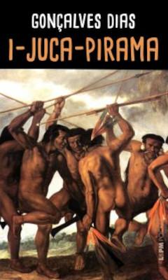 Capa do livro I-Juca-Pirama, de Gonçalves Dias, publicado pela editora L&PM.[1]
