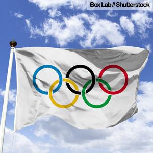 Bandeira Olimpíadas 2020