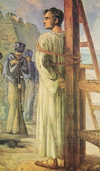 Execução de Frei Caneca.