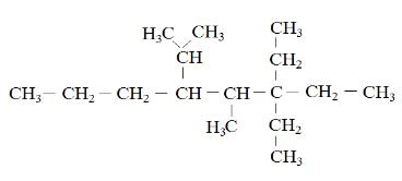 Fórmula molecular de C16H36.