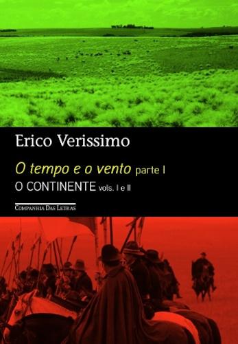 """Capa do livro """"O tempo e o vento"""", de Erico Verissimo, publicado pela editora Companhia das Letras.[1]"""