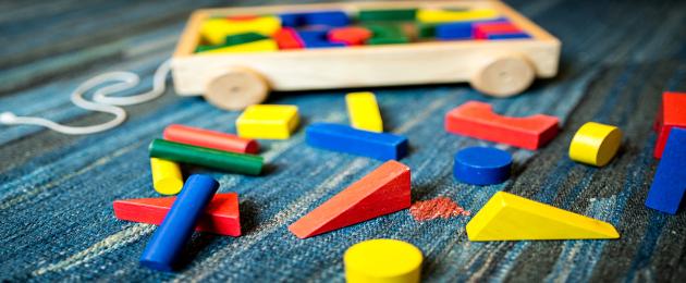 Como ensinar formas geométricas na Educação Infantil?