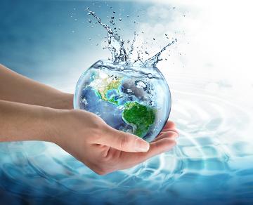 A água é  essencial para a nossa sobrevivência, portanto, sua proteção é fundamental