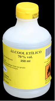 Álcool etílico 70%