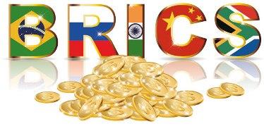 BRICS – Abreviação dos termos em inglês: Brazil, Russia, India, China e South Africa