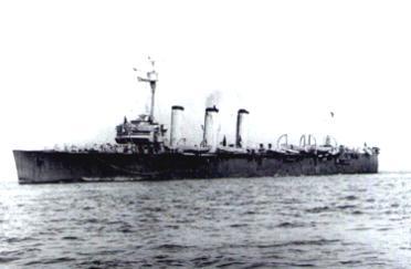 Grande parte da contribuição do Brasil na Primeira Guerra se deu com o envio de forças navais.