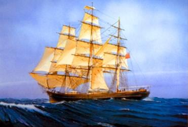 O mercantilismo integrou diversas regiões do mundo por meio das expansões marítimo-comerciais.