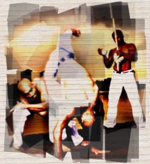 Capoeira - No exterior é conhecida como