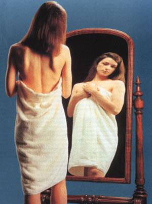 A anorexia é uma doença que acomete mais mulheres com idade entre 12 e 20 anos