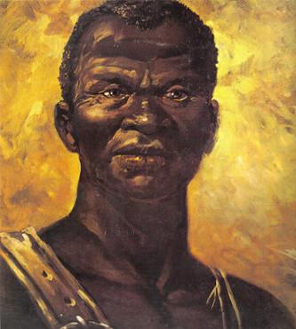 Zumbi, líder do quilombo dos Palmares