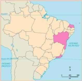 Densidade Populacional Estados Brasileiros