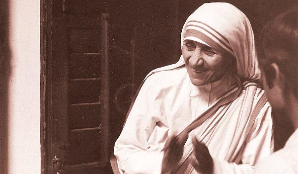 Madre Teresa de Calcutá foi uma das mais importantes personalidades do catolicismo.¹