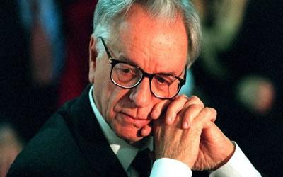 O ex-presidente Itamar Franco