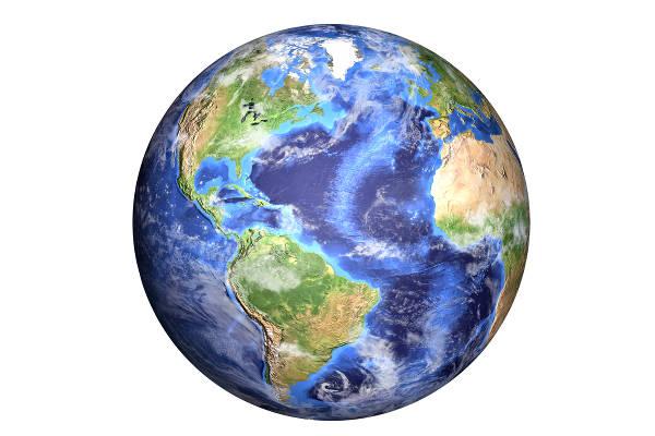 O Planeta Terra é conhecido como Planeta Azul, por ter 70% da sua superfície coberta de água.