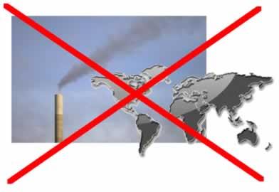 Países que emitem muitos gases poluentes na atmosfera investem em créditos de carbono