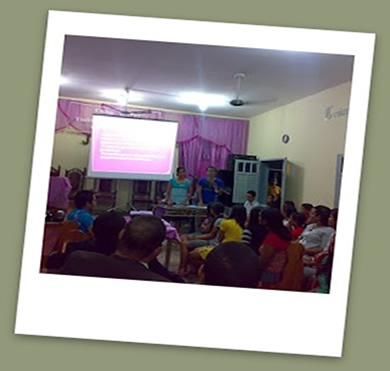 O seminário representa um gênero oral que requer posicionamentos definidos por parte dos apresentadores