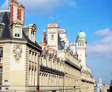 Sorbonne, uma das mais antigas Universidades da Europa