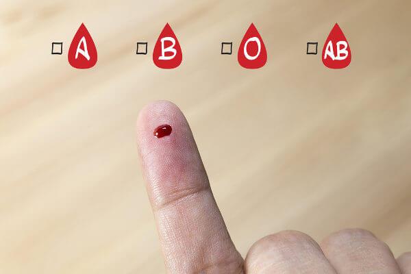O sistema ABO é um sistema que classifica o sangue em tipos A, B, AB ou O.