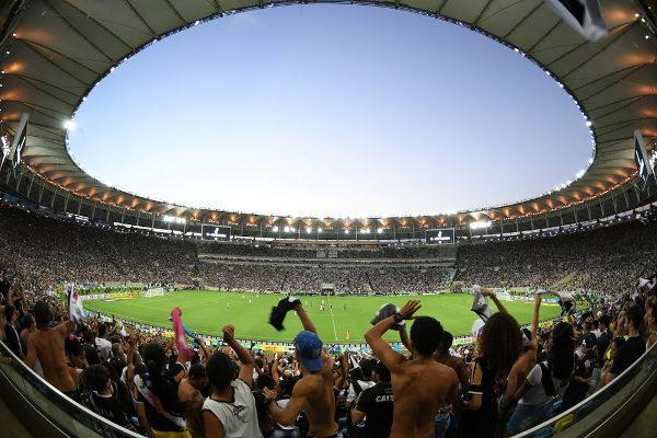 Campeonato Brasileiro é o principal do país.