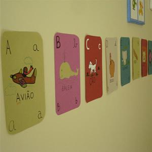 Modelo De Alfabeto Para As Crian  As