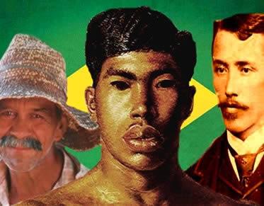 A diversidade é um elemento central para se entender a formação do povo brasileiro.