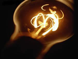Resultado de imagem para acender lampada