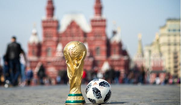A Copa do Mundo ocupou os principais noticiários em julho