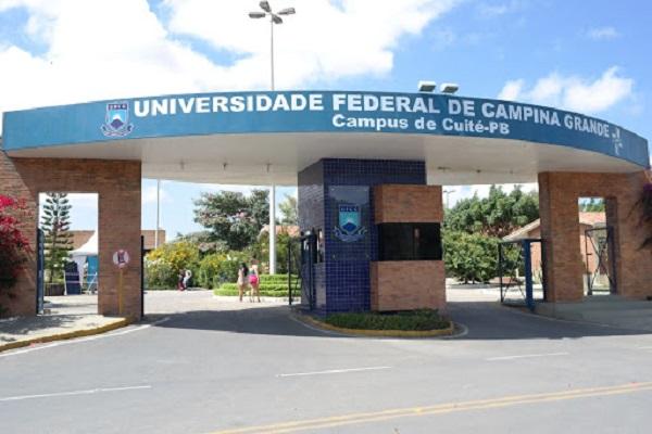 Crédito da Foto: Centro de Educação e Saúde/Campus Cuité UFCG